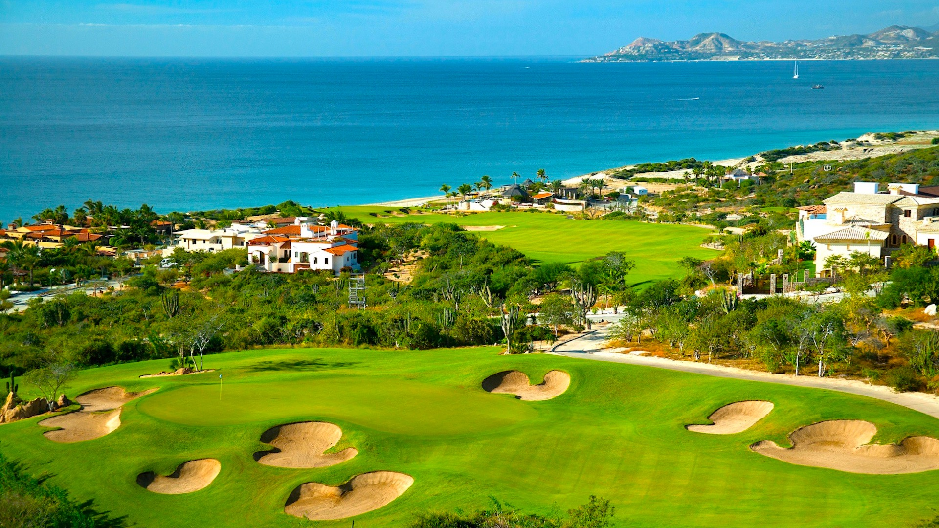 Puerto Los Cabos Golf Courses